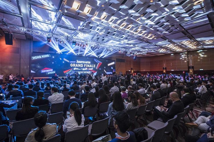 Jumpstarter 2017於香港會議展覽中心舉行,有逾2000人出席,反映了市場對創業創新的濃厚興趣。